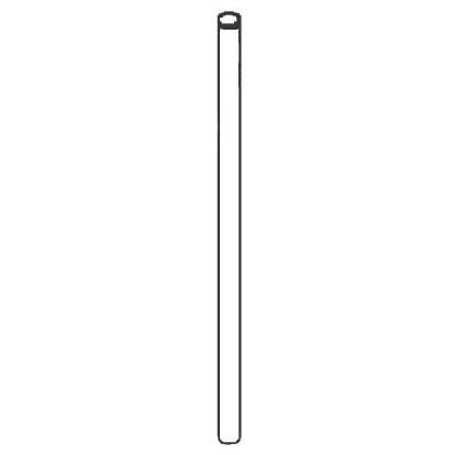 AO SMITH 100109624 ALUMINUM ANODE ROD 16