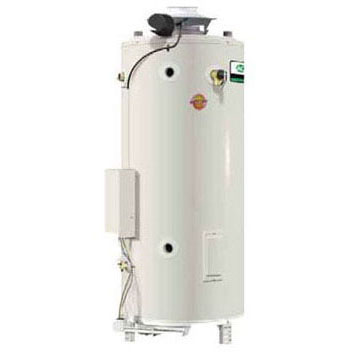AO SMITH BTR197 100 GAL NAT GAS MASTER FIT COMMERCIAL 199,000 BTU 75