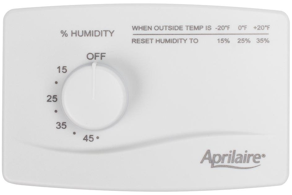 APRILAIRE 4655 MANUAL HUMIDIFIER CONTROL MC275899