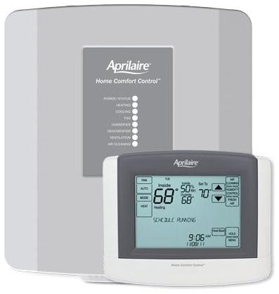 //WSL// APRILAIRE 8910 HOME COMFORT CONTROL