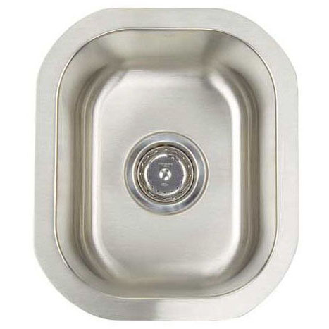 ARTISAN A1214 D7-D SINGLE BOWL SINK 12X14X7 16 GAUGE MC261172