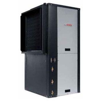 BOSCH TA035-1VTN-FRT 3T 10KW,HR,FS 2-STG GEO HP, W/INSTALLED OPTIONS: 399-009 HOT WATER KIT HP100-1XM 10kW ELEC HEAT KIT 881-022 FREEZE-STAT