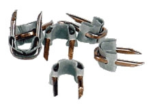 BRAMEC 14838 THERMOSTAT WIRE STAPLES (40CT) MC94446