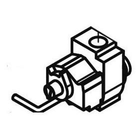 BRADFORD WHITE 222-80830-02 COMMERCIAL GAS VALVE VR8304P-4405 (233-46501-24) MC33874