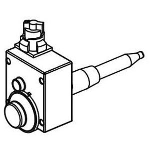 BRADFORD WHITE 265-46182-01 GAS VALVE LP (DEFENDER SERIES) (OLD#265-43708-01) MC71273