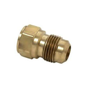 BRASSCRAFT 46-6-4 FLARE FEMALE ADAPTER 3/8