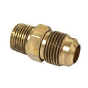 BRASSCRAFT 48-4-4 FLARE MALE ADAPTER 1/4