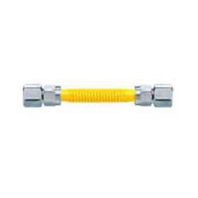 BRASSCRAFT CSSB22-24 HD GAS CONNECTOR 3/4FIP X 3/4FIP 24