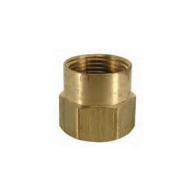 //WSL// (NLFC) HU11-8-12 HOSE ADAPTER 1/2 FIP X 3/4 FHT G20-020 *** NOT FOR POTABLE WATER ***