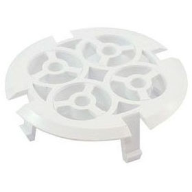 CANPLAS 3 DRAIN GRATE PLASTIC (321843W)