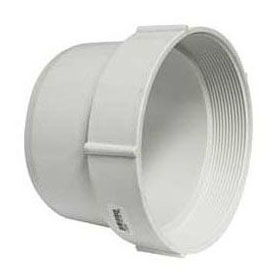PVC SEWER-DRAIN C/O ADAPTER 6