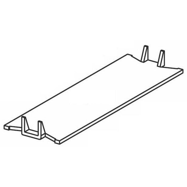 BASSET STUD GUARDS 316-503 1-1/2X3 16GA  (100/BX) (DUNDEE SGE-316)