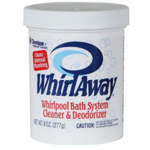 WHIRLAWAY 8 OZ WHIRLPOOL PLUMBING SYSTEM CLEANER AND DEODORIZER