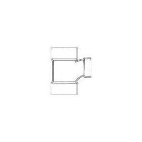 CHARLOTTE 1401 PVC SCH.30 TEE 3' X 2