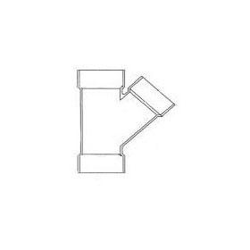 "CHARLOTTE 1600 SCH.30 PVC WYE 3"" (Jenison) (61030)"