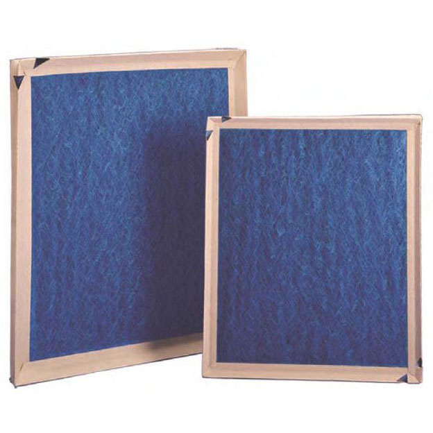FACET F312-STD2 25X25X2 FURNACE FILTER (FIBERGLASS) DISPOSABLE