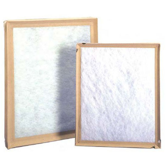 FACET P312-STD2 20X20X1 FURNACE FILTER (POLYFIBERS) DISPOSABLE