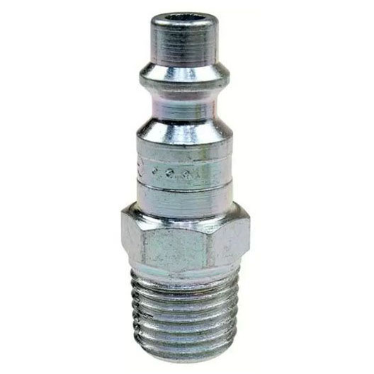 COILHOSE 1501 PLUG 1/4 MIP (DYNA QUIP P341) MC7798