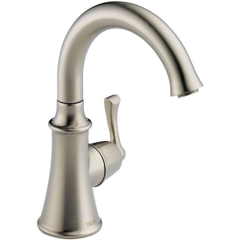 DELTA 1914-SS-DST BEVERAGE FAUCET, BRILLANCE STAINLESS