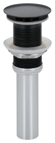 DELTA 72172RB PUSH POP-UP VESSEL DRAIN (LESS OVERFLOW)