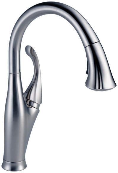 DELTA 9192-AR-DST ADDISON ARTIC STAINLESS PULL DOWN FAUCET