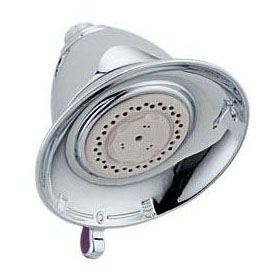 DELTA RP34355 TRADITIONAL SHOWERHEAD CHROME