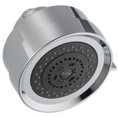 DELTA RP48590 CHROME TOUCH-CLEAN 3-FUNCTION SHOWERHEAD