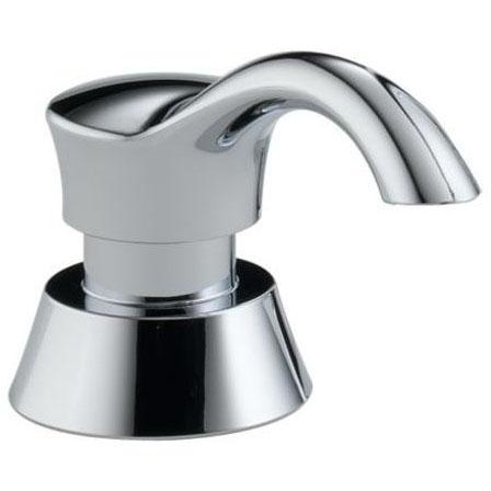 DELTA RP50781 CHROME SOAP DISP