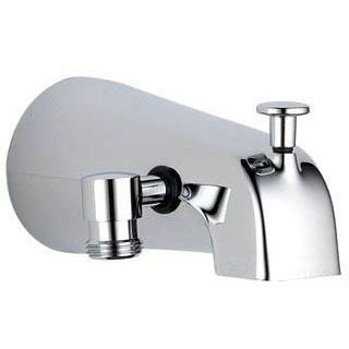 DELTA U1072-PK HANDSHOWER DIVERTER TUB SPOUT