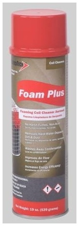 DIVERSITECH 358-20 FOAMING COIL CLEANER 19OZ