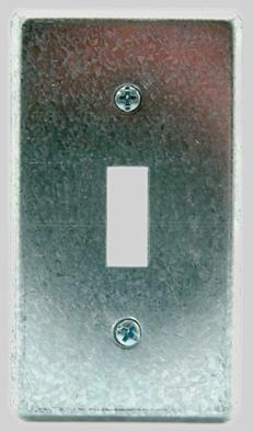 DIVERSITECH 620-253 FLAT TOGGLE SWITCH COVER