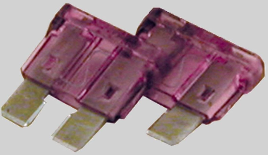 DIVERSITECH 626-AT0003 3 AMP PURPLE BLADE FUSE (AUTO STYLE) ** SELL 5 PACK **
