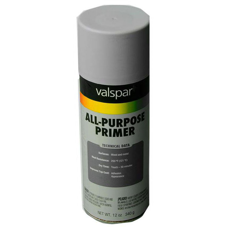 DIVERSITECH 799-006 GENERAL PURPOSE SPRAY PAINT GRAY PRIMER