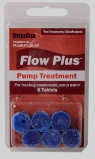 DIVERSITECH FLOW-PLUS-CP TABLET PUMP TREATMENT FOR CONDENSATE PUMPS