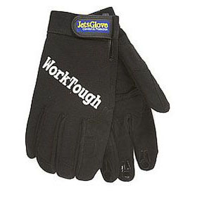 EMC PCBK-XL BLACK CONTRACTOR GLOVES X-LARGE (66612) MC213480