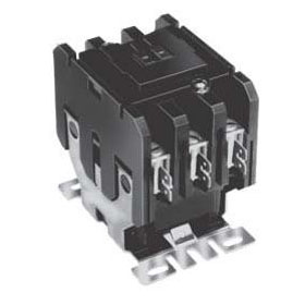 WHITE-RODGERS 92-467 3 POLE CONTACTOR 75amp 24v (WHEN OUT NO LONGER AVAILBLE)