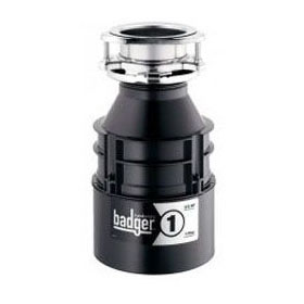 INSINKERATOR BADGER 1 1/3 HP GARBAGE DISPOSAL (1-83)