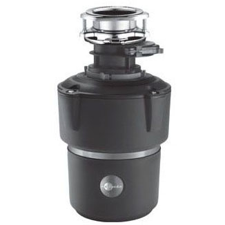 INSINKERATOR PRO COVER CONTROL PLUS 3/4 HP MOTOR, AUTO-REVERSE, STAINLESS STEEL GRIND COMPONENTS, 9 YEAR WARRANTY
