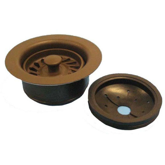 JB PRODUCTS JBX130E DISPOSAL TRIM MATTE OIL RUBBED BRONZE (BROWN) FOR INSINKERATOR EVOLUTION (JBC130E)