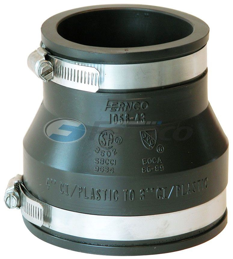 FERNCO 105643 COUP CI-PLASTIC 4X3