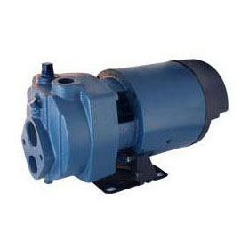 FLINT & WALLING CPH05 1/2 HP CONVERTIBLE PUMP, INCLUDES 30-50 PRESSURE SWITCH, NO EJECTOR INCLUDED  ## MAY REQUIRE EJECTOR - PURCHASE SEPARATELY ##     *** LEAD FREE COMPLIANT ***