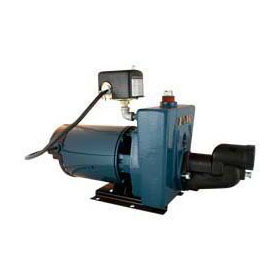 FLINT & WALLING CPJ05SB 1/2 HP SHALLOW WELL PUMP, INCLUDES 30-50 PRESSURE SWITCH AND SHALLOW WELL EJECTOR *** LEAD FREE COMPLIANT ***