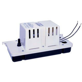 LITTLE GIANT VCC-20ULS CONDENSATE PUMP, LOW PROFILE 554200 MC6271