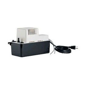 LITTLE GIANT VCMA-15UL CONDENSATE PUMP LESS SAFETY SWITCH (554401)