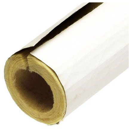 FIBERGLAS PIPE COVER 1-1/2