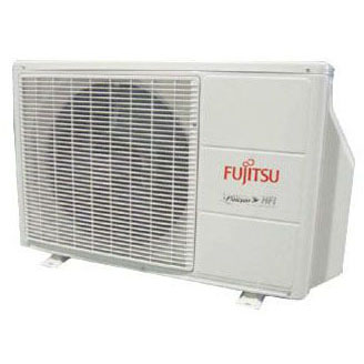 FUJITSU AOU12RLFC 12MBH SINGLE-ZONE OUTDOOR UNIT HEAT PUMP HEATING TO -5 DEG MC319711