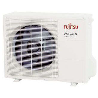 FUJITSU AOU15RLS3H 15MBH SINGLE ZONE OUTDOOR UNIT, EXTRA LOW TEMP HEATING, -15 MC340910