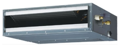 FUJITSU ARU9RLF CONCEALED SLIM DUCT, MIX & MATCH FLEX HFI INDOOR UNIT MC300348