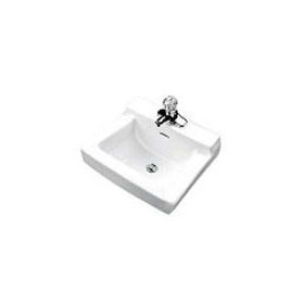 GERBER 12-314-WH WALL HUNG LAV 19X17 WHITE