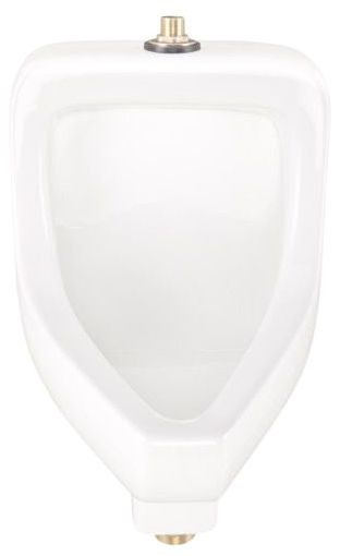 GERBER 27-740-WH WALL HUNG URINAL, TOP SPUD, WASHOUT, WHITE  ADA